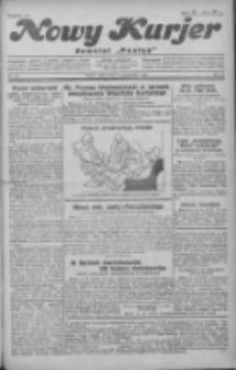 """Nowy Kurjer: dawniej """"Postęp"""" 1930.10.17 R.41 Nr241"""