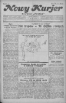 """Nowy Kurjer: dawniej """"Postęp"""" 1930.10.24 R.41 Nr247"""