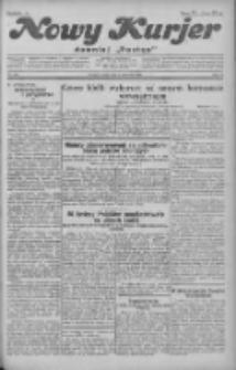 """Nowy Kurjer: dawniej """"Postęp"""" 1930.09.03 R.41 Nr203"""