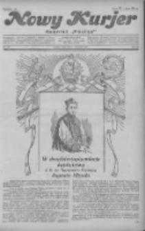 """Nowy Kurjer: dawniej """"Postęp"""" 1930.09.24 R.41 Nr221"""