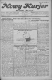 """Nowy Kurjer: dawniej """"Postęp"""" 1930.10.15 R.41 Nr239"""