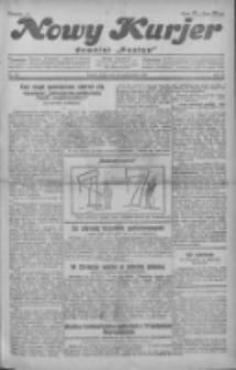 """Nowy Kurjer: dawniej """"Postęp"""" 1930.10.29 R.41 Nr251"""