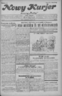 """Nowy Kurjer: dawniej """"Postęp"""" 1931.06.11 R.42 Nr132"""