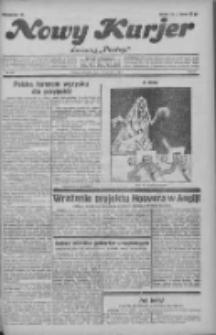 """Nowy Kurjer: dawniej """"Postęp"""" 1931.06.25 R.42 Nr144"""