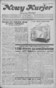 """Nowy Kurjer: dawniej """"Postęp"""" 1931.09.17 R.42 Nr214"""