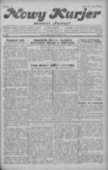 """Nowy Kurjer: dawniej """"Postęp"""" 1930.08.29 R.41 Nr199"""