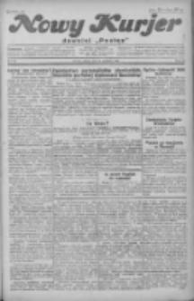 """Nowy Kurjer: dawniej """"Postęp"""" 1930.09.19 R.41 Nr217"""