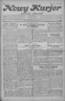 """Nowy Kurjer: dawniej """"Postęp"""" 1930.10.01 R.41 Nr227"""