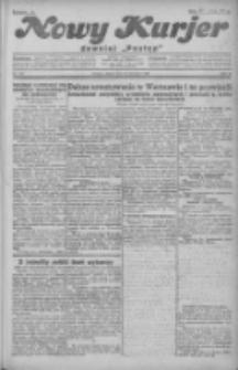 """Nowy Kurjer: dawniej """"Postęp"""" 1930.09.12 R.41 Nr211"""