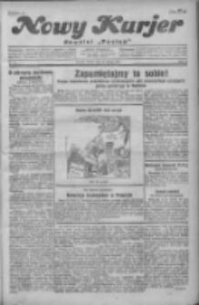 """Nowy Kurjer: dawniej """"Postęp"""" 1931.02.14 R.42 Nr36"""