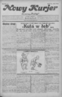 """Nowy Kurjer: dawniej """"Postęp"""" 1931.09.30 R.42 Nr225"""