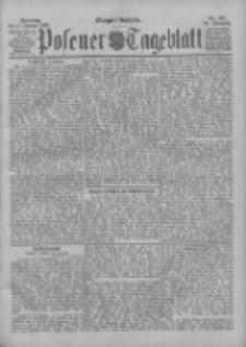Posener Tageblatt 1897.01.17 Jg.36 Nr27