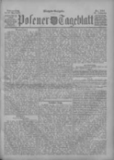 Posener Tageblatt 1897.05.27 Jg.36 Nr244
