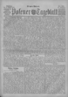 Posener Tageblatt 1897.08.15 Jg.36 Nr378