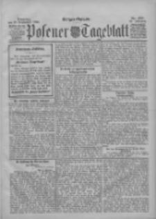 Posener Tageblatt 1896.09.29 Jg.35 Nr457