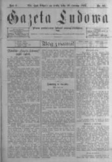 Gazeta Ludowa: pismo poświęcone ludowi ewangielickiemu. 1897.06.16 R.2 nr46