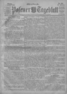 Posener Tageblatt 1903.11.09 Jg.42 Nr526