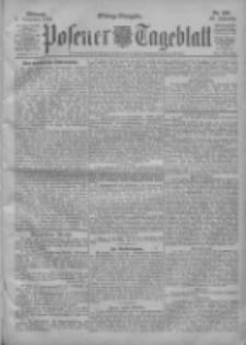 Posener Tageblatt 1903.11.11 Jg.42 Nr530