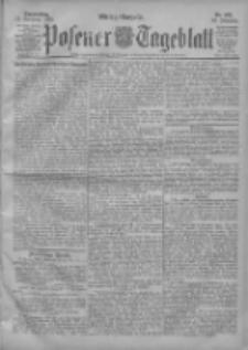 Posener Tageblatt 1903.11.12 Jg.42 Nr532