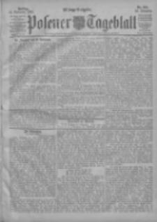 Posener Tageblatt 1903.11.13 Jg.42 Nr534