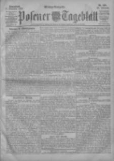Posener Tageblatt 1903.11.14 Jg.42 Nr536