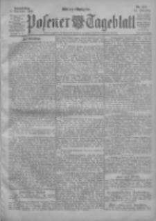 Posener Tageblatt 1903.11.19 Jg.42 Nr542