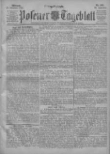 Posener Tageblatt 1903.11.25 Jg.42 Nr552