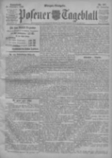 Posener Tageblatt 1903.11.28 Jg.42 Nr557