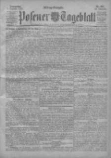 Posener Tageblatt 1903.12.03 Jg.42 Nr566