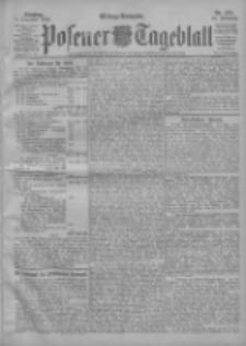 Posener Tageblatt 1903.12.08 Jg.42 Nr574