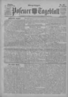Posener Tageblatt 1903.12.22 Jg.42 Nr598