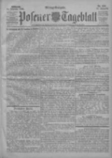 Posener Tageblatt 1903.12.23 Jg.42 Nr600
