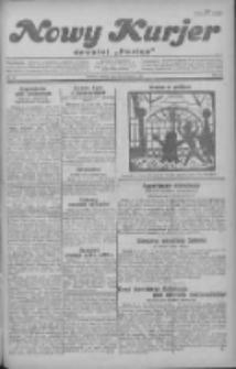 """Nowy Kurjer: dawniej """"Postęp"""" 1930.04.26 R.41 Nr97"""