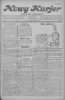 """Nowy Kurjer: dawniej """"Postęp"""" 1930.04.29 R.41 Nr99"""