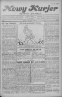 """Nowy Kurjer: dawniej """"Postęp"""" 1930.05.17 R.41 Nr114"""