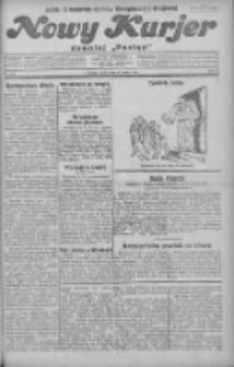 """Nowy Kurjer: dawniej """"Postęp"""" 1930.05.31 R.41 Nr125"""