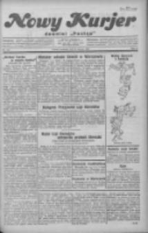 """Nowy Kurjer: dawniej """"Postęp"""" 1930.06.12 R.41 Nr134"""