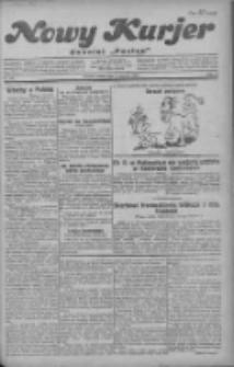 """Nowy Kurjer: dawniej """"Postęp"""" 1930.06.14 R.41 Nr136"""