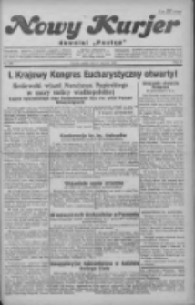 """Nowy Kurjer: dawniej """"Postęp"""" 1930.06.27 R.41 Nr146"""