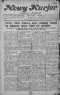 """Nowy Kurjer: dawniej """"Postęp"""" 1930.07.01 R.41 Nr149"""