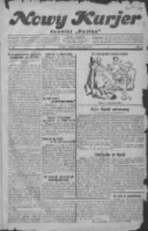 """Nowy Kurjer: dawniej """"Postęp"""" 1930.07.03 R.41 Nr151"""