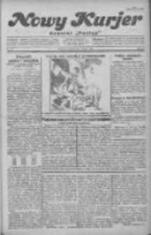 """Nowy Kurjer: dawniej """"Postęp"""" 1930.07.10 R.41 Nr157"""
