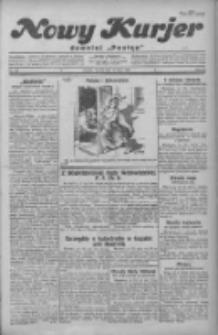 """Nowy Kurjer: dawniej """"Postęp"""" 1930.07.15 R.41 Nr161"""