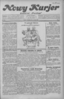 """Nowy Kurjer: dawniej """"Postęp"""" 1930.07.17 R.41 Nr163"""