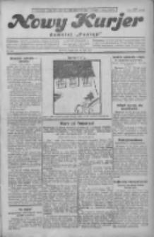 """Nowy Kurjer: dawniej """"Postęp"""" 1930.07.19 R.41 Nr165"""