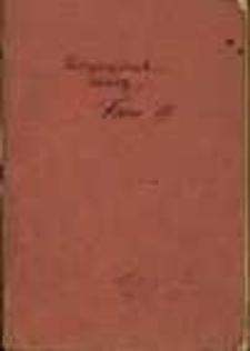 """Wypisy z ksiąg metrykalnych lewobrzeżnych parafii poznańskich z lat 1729-1734, 1777-1807, 1820-1928 oraz z """"Gazety Wielkiego Xsięstwa Poznańskiego"""" z roku 1822"""