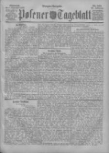 Posener Tageblatt 1897.11.03 Jg.36 Nr514