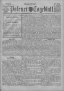 Posener Tageblatt 1897.12.19 Jg.36 Nr592