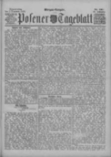 Posener Tageblatt 1896.12.03 Jg.35 Nr567