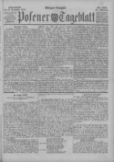 Posener Tageblatt 1896.12.19 Jg.35 Nr595